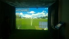 單屏基本款室內高爾夫
