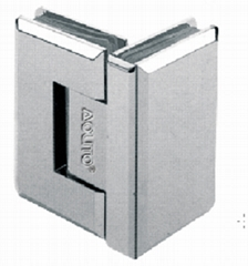 Dorma quality shower hinges