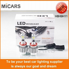 Best Sale 30W 3000Lumin CREE All In One LED Headlight H8/H9/H11
