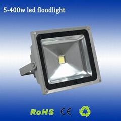 hot sales 10w led floodlight white/warm white/RGB