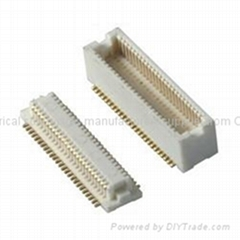 0.5mm pitch board to board receptacle SMD type