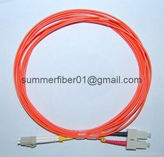 SC/LC Fiber Optic Cable