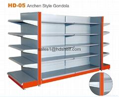 Top Quality Supermarket Metal Shelf Racking System