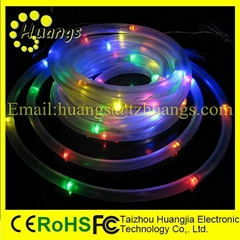 LED Solar Rope Light