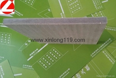 6mm thick calcium silicate ceiling board