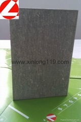 soundproof and heat insulation wall panels fiber cement board for external wall