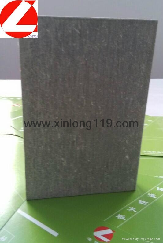 soundproof and heat insulation wall panels fiber cement board for external wall 1