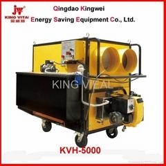 waste oil heater 8000m3