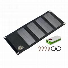 Soshine Universal 5V1.5A Four-Panel 10-WATT Rapid Solar Charger