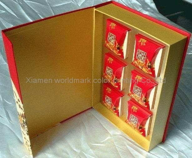 Hardcover boxes for mooncake 3