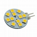 High-quality 5050 Led 12smd Led 12V G4