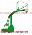 移动式仿液压篮球架