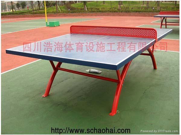 SMC室外乒乓球台 1