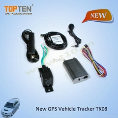 Mini GPS vehicle tracker for online tracking