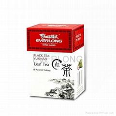 Pyramid Teabags Yunnan Black Tea