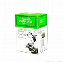 Pyramid Teabags Green Tea Sencha