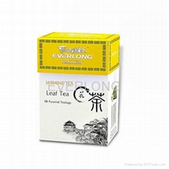 Pyramid Teabags Jasmine Tea