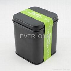 Canned package Green Tea Sencha