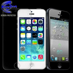 0.2mm Anti-Shatter Premium Tempered Glass Screen Protector for iPhone 4