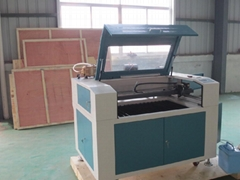 fabric dress rubber leather plastic PVC wood cutting laser cutting machine price