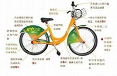 軸傳動自行車