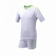 wholesale new style custom brazil club soccer uniform
