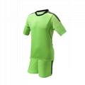 wholesale new style custom brazil club soccer uniform 2
