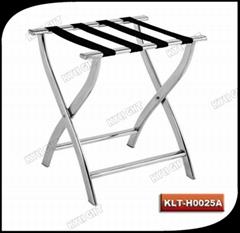 luggage rack stainless steel