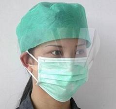 Eye shield face mask 28