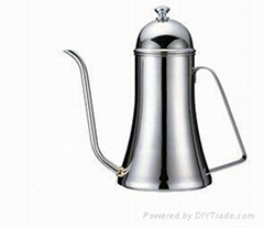 stainless steel coffee pot 0.9L