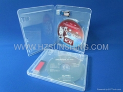 14mm Low Cost USB&DVD Case