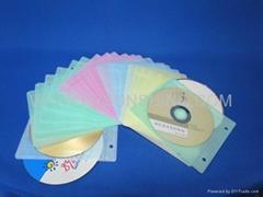 无纺布彩色CD袋