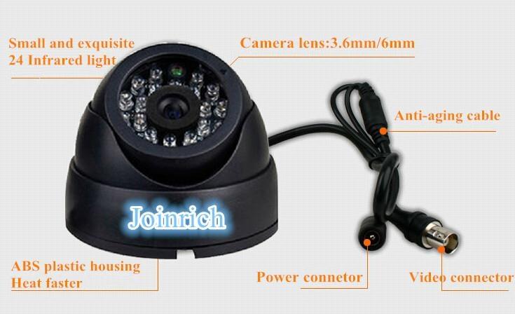 CCTV Dome Camera 2