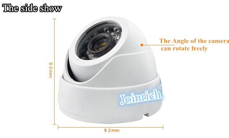 CCTV Dome Camera 4