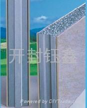 复合夹芯隔墙板 1