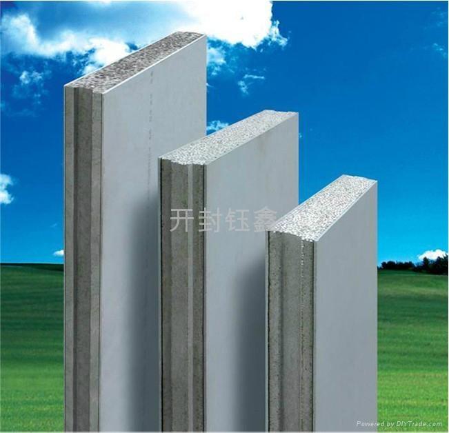 复合夹芯隔墙板 4