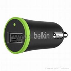 TSB1-06 Belkin Car Charger for ipad ( 10 Watt/2.1 Amp )