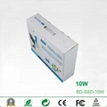 10W Portable Solar Power System with Card Reader Speaker and Radio 3