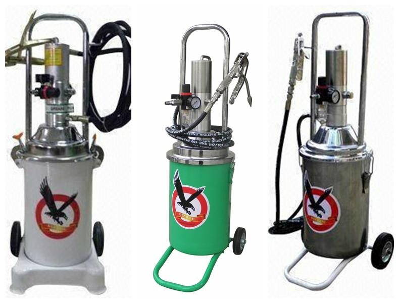 High Pressure Lubricator : High pressure grease pump ratio pumps