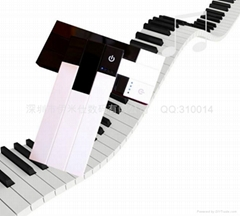 鋼琴移動電源