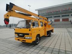 江鈴16米高空作業車