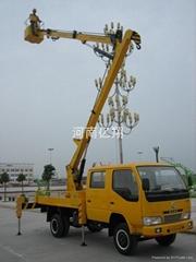 Dongfeng 18 meters overhead working