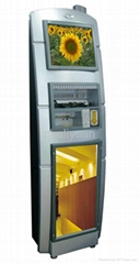 Free Standing Charge Kiosk