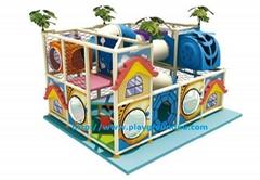Children soft playground