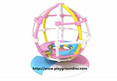Kids's soft playground