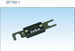 Fork-Fasten Type Used for machine with Big Current Fuse