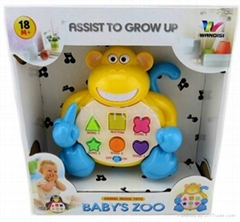 B/O MUSIC BABY TOY