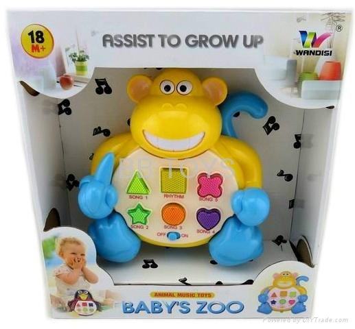 B/O MUSIC BABY TOY 1