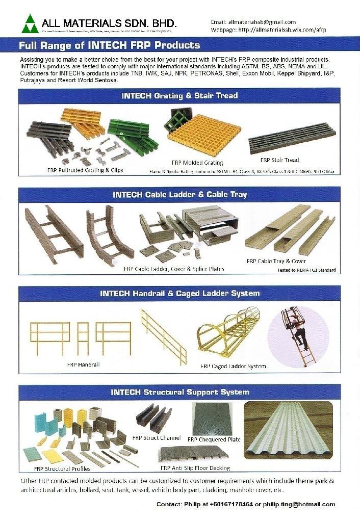 All Materials Sdn Bhd Malaysia Trading Company