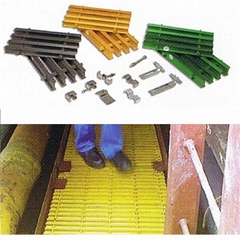 FRP Pultruded Grating panel